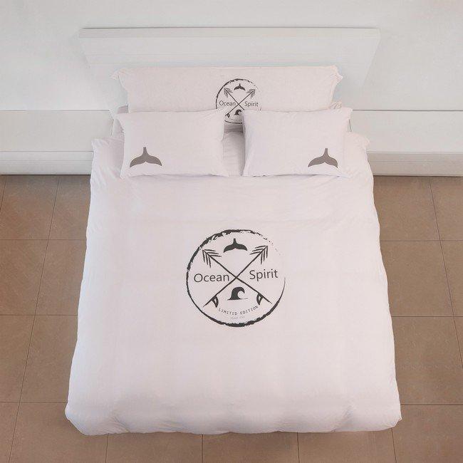 Extra Long Pillowcase - GREY-255