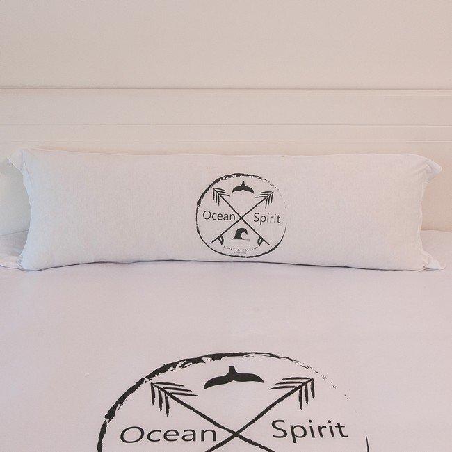 Extra Long Pillowcase - GREY-257