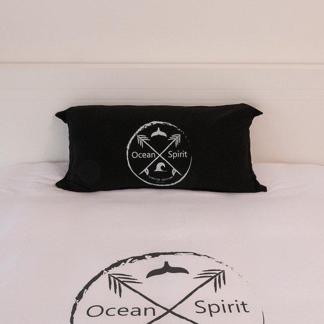 Long Pillowcase - BLACK-0