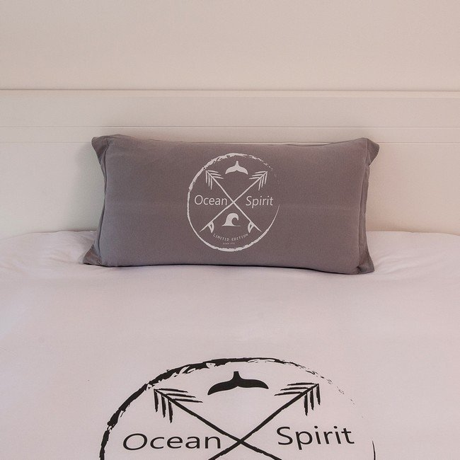 Long Pillowcase - GREY-0