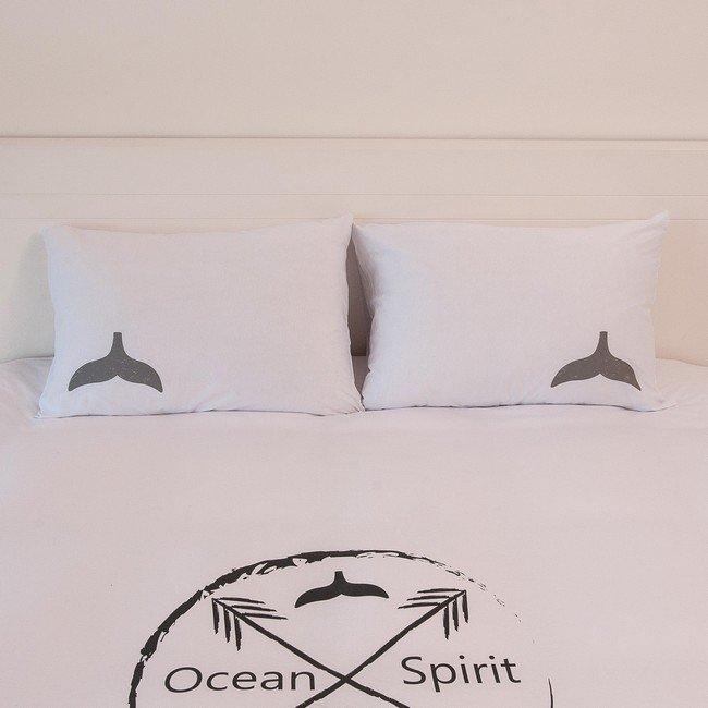 Ocean Spirit Double Set - GREY-205