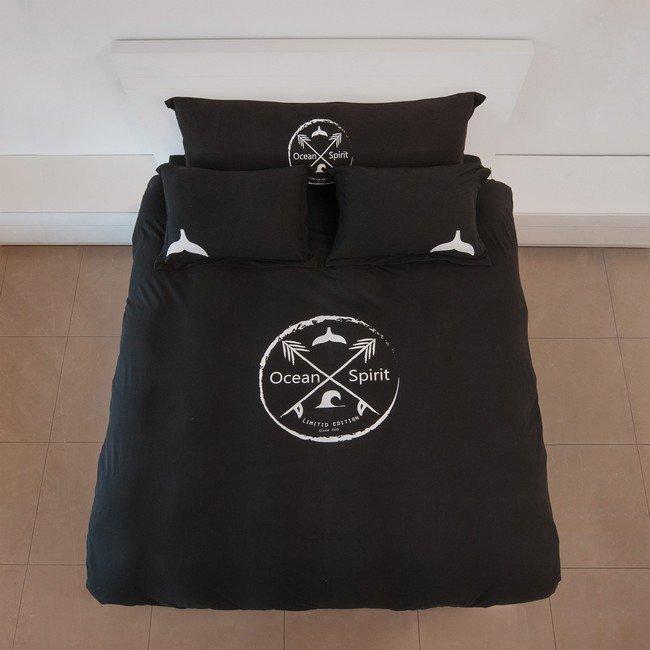 Extra Long Pillowcase - GREY-259