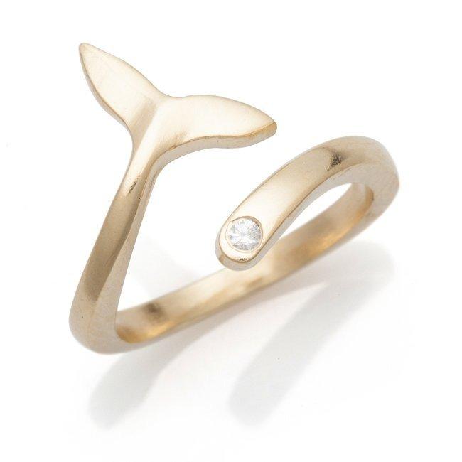 טבעת סנפיר פתוחה-0