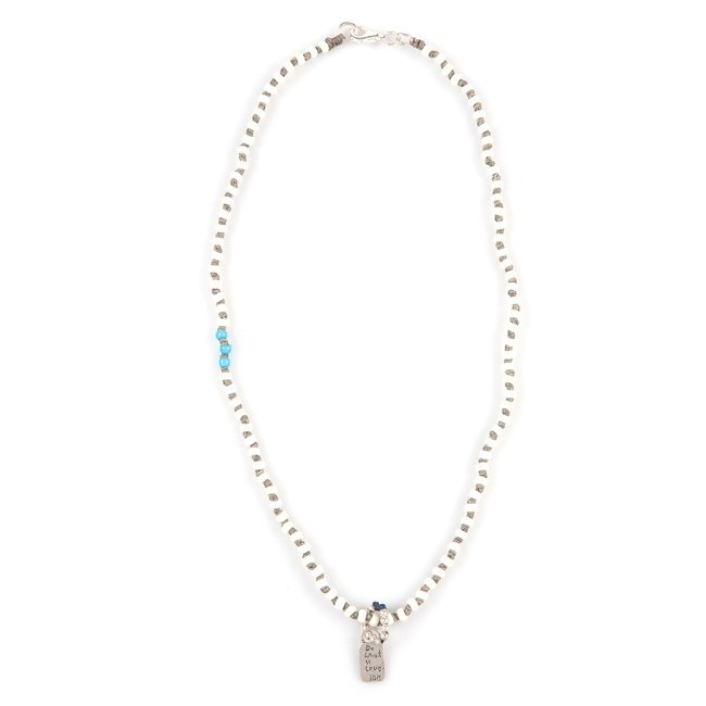 Do What U Love Beads Necklace-392