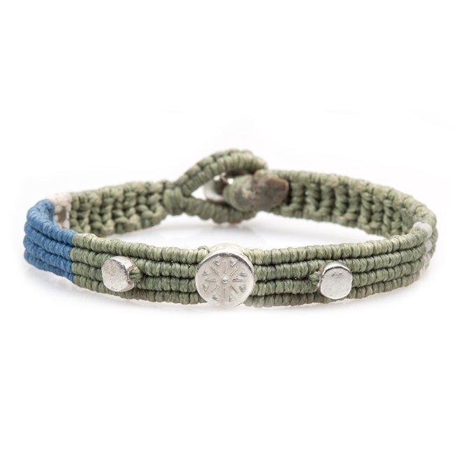 Karen Ethnic Bracelet-0