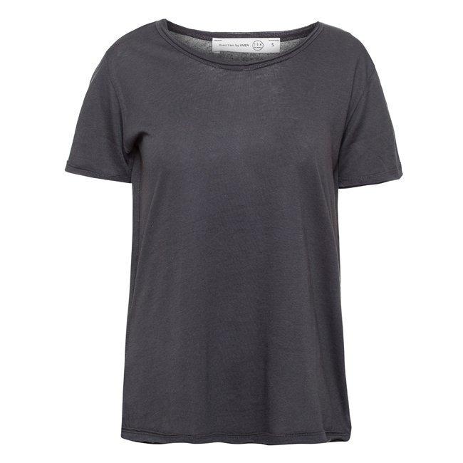 Basic Women T-Shirt - GREY-662