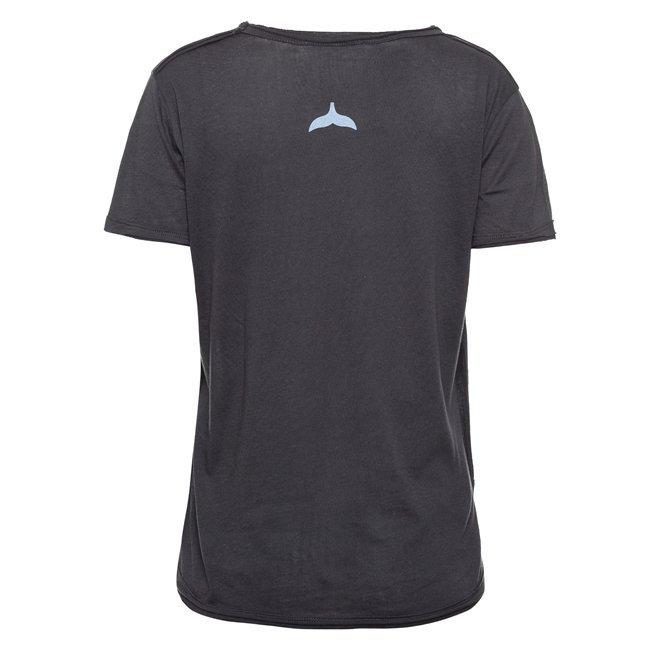 Basic Women T-Shirt - GREY-664