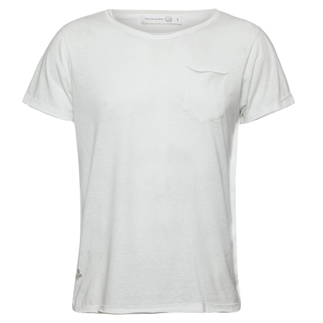 Round Neck Men T-shirt-999