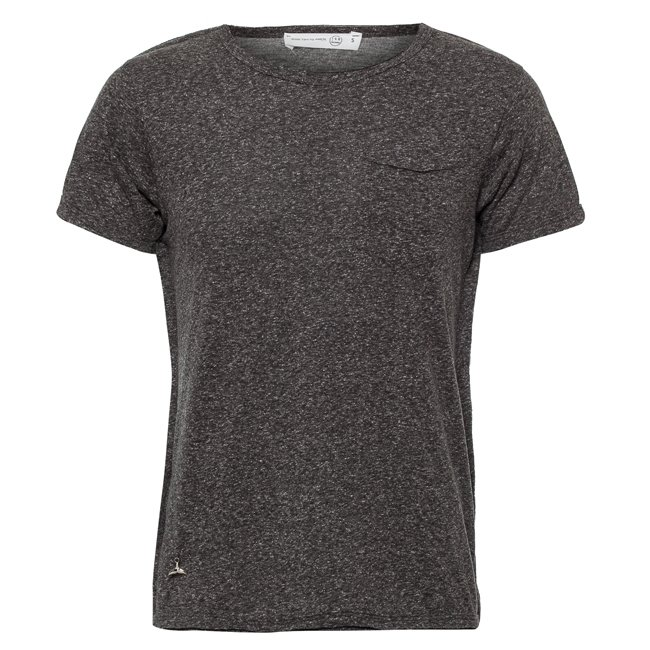 Round Neck Men T-shirt-1002