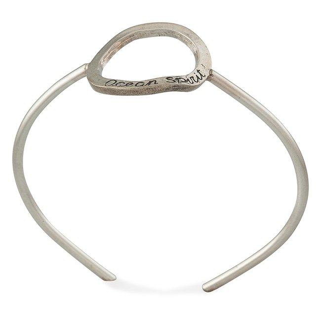 Ocean Circle Cuff Bracelet-1103