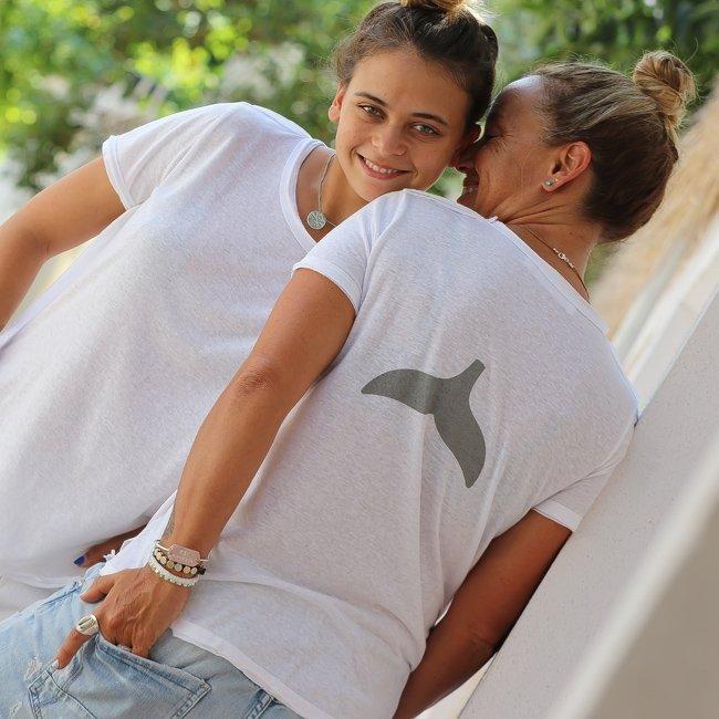 Basic Women T-Shirt - GREY-646