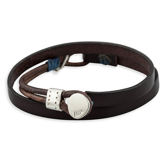 Reef Leather Bracelet-1207