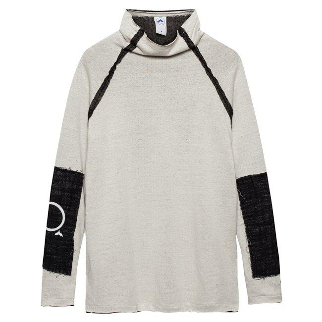 Unisex Medium High Neck Sweater-1609