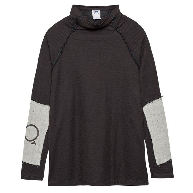 Unisex Medium High Neck Sweater-1608