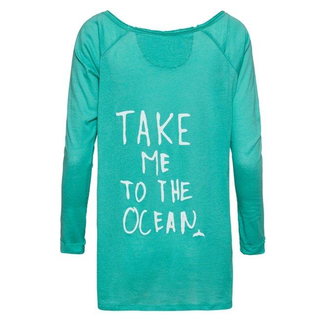 Take Me basic t-shirt-1534