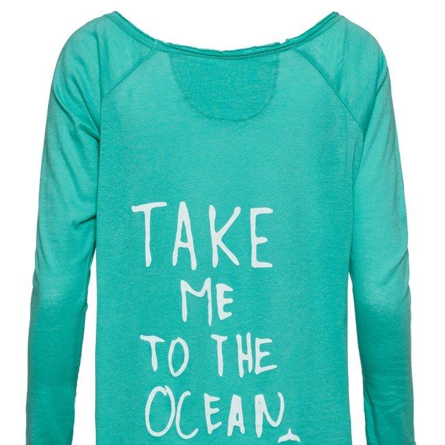 Take Me basic t-shirt-1535