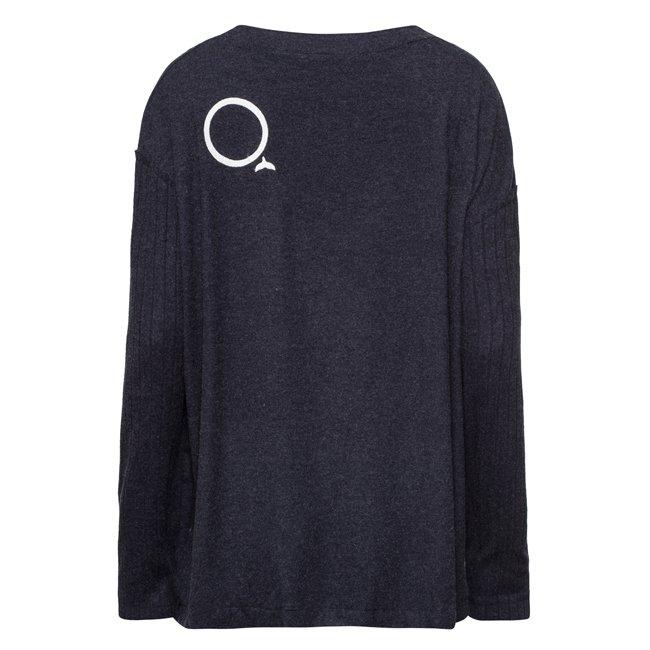 Oversized Pocket Sweater-1552