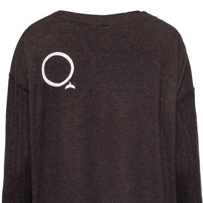 Oversized Pocket Sweater-1551
