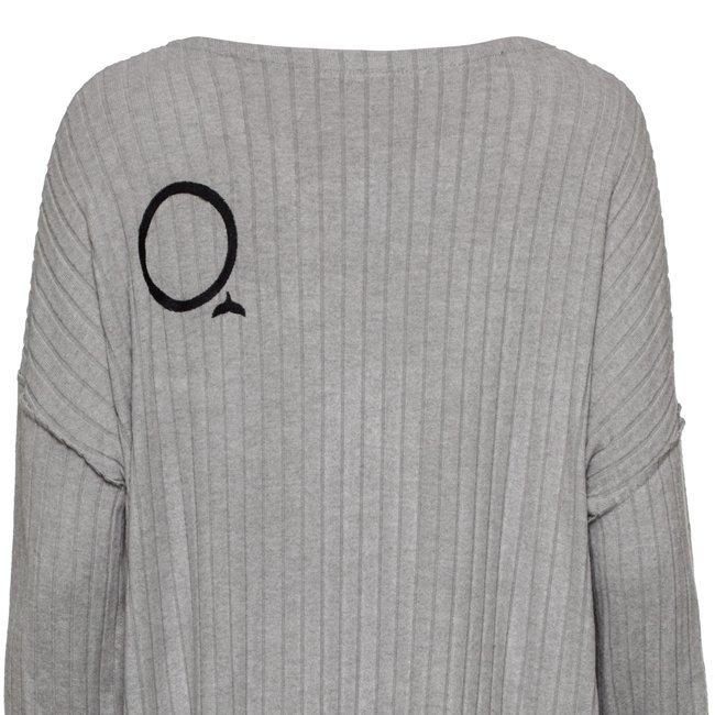 Oversized Pocket Sweater-1563