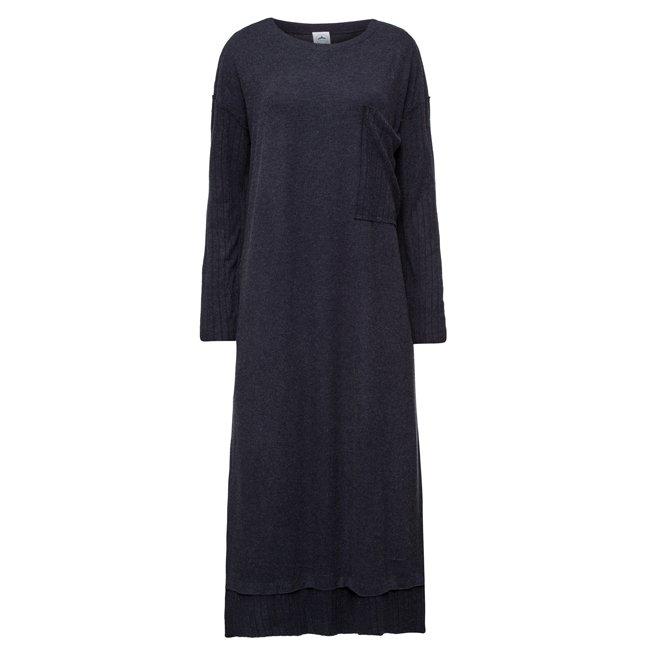 Oversized Pocket Dress-1543