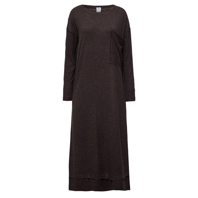 Oversized Pocket Dress-1545