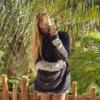 Unisex Medium High Neck Sweater-0