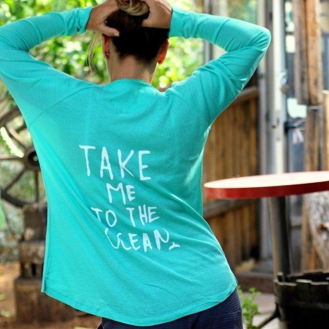 Take Me basic t-shirt-1514