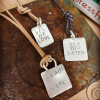 Personalized Leather Necklace-0
