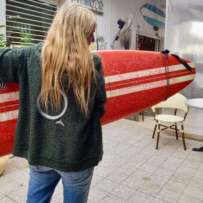 Cozy Surfer Jacket-1886