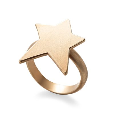 טבעת כוכב אסימטרי