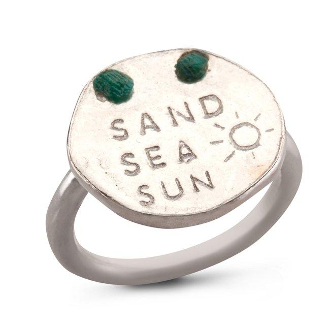 טבעת Sand Sea Sun-0