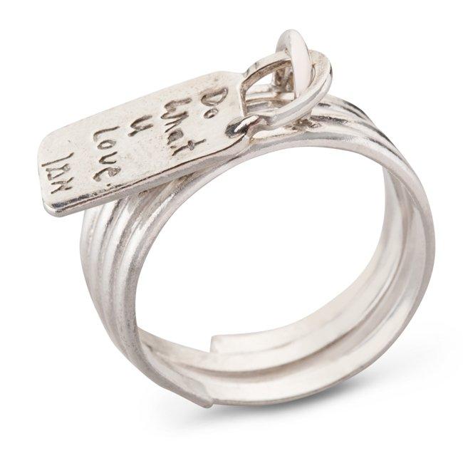 טבעת Do What You Love-2078