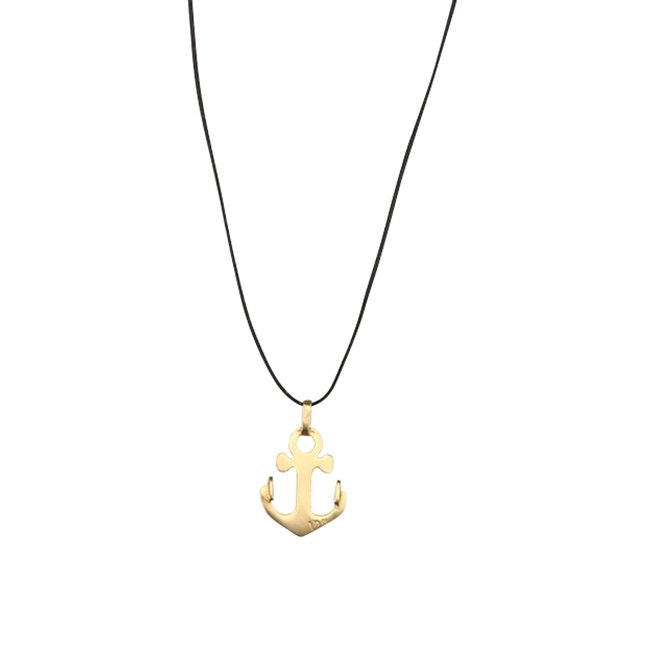 Anchor Strand Necklace-2203