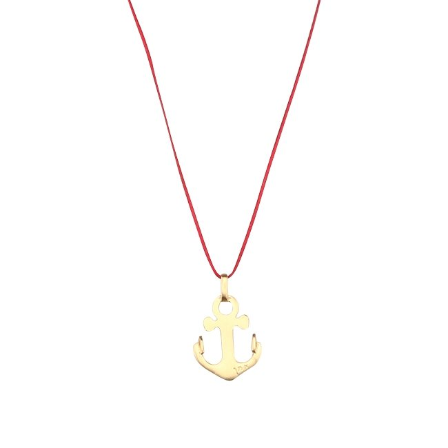 Anchor Strand Necklace-2204