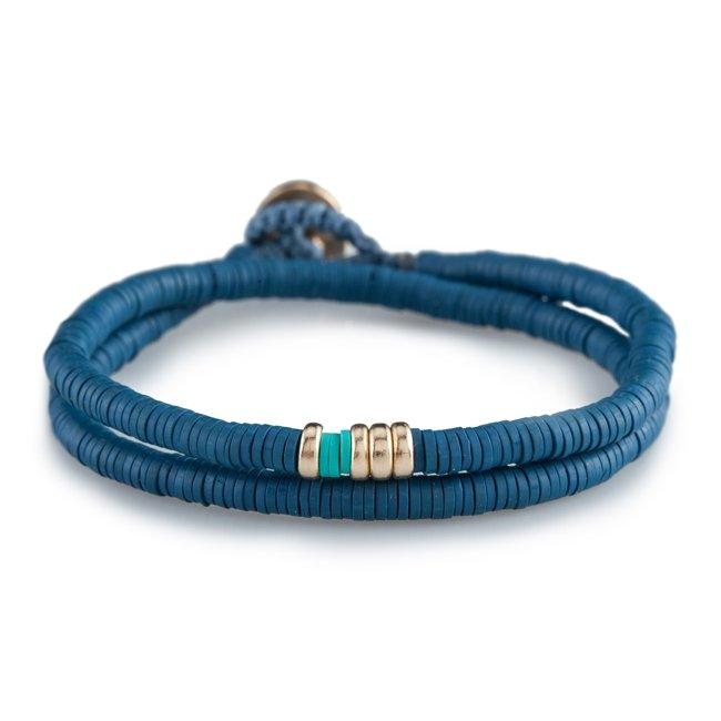 Disc Beads Bracelet-1956