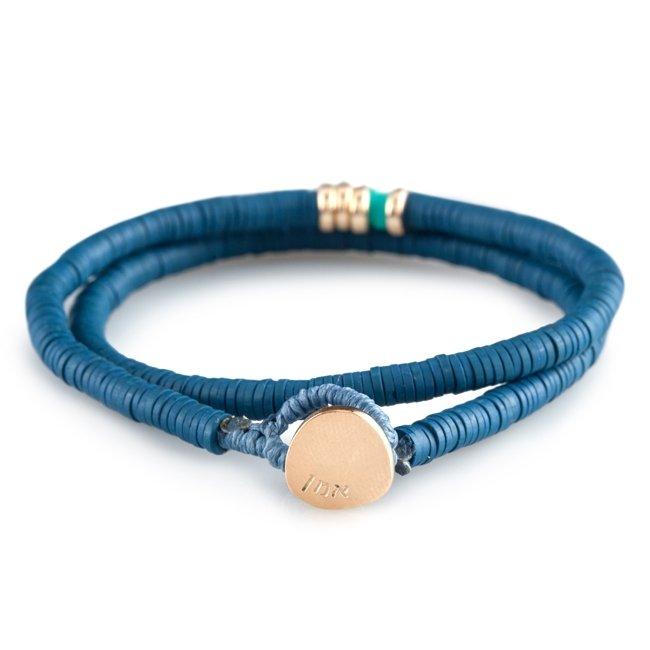 Disc Beads Bracelet-1958