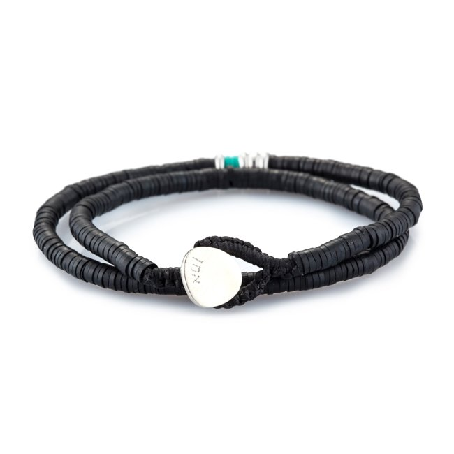 Disc Beads Bracelet-1954