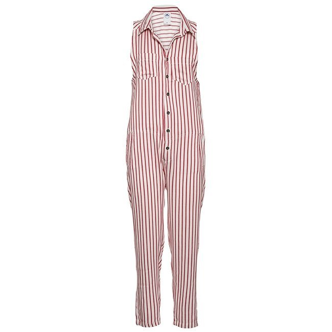 Spring Stripes Jumpsuit-2270