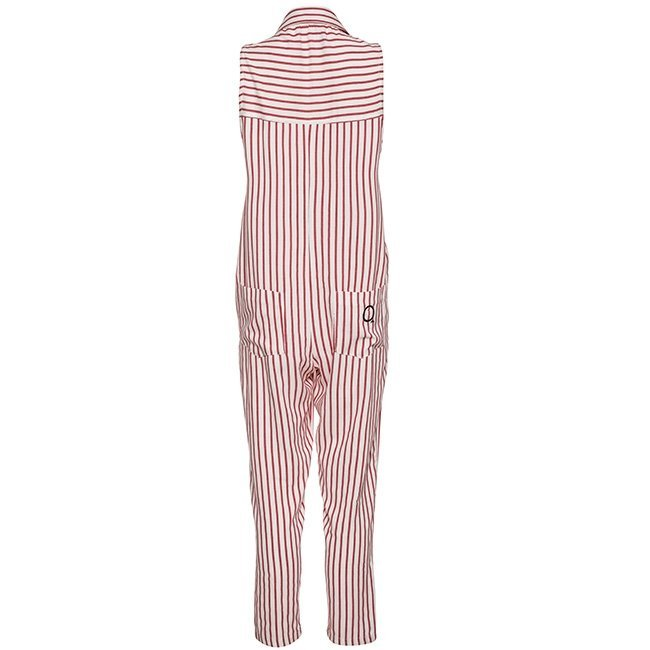 Spring Stripes Jumpsuit-2272