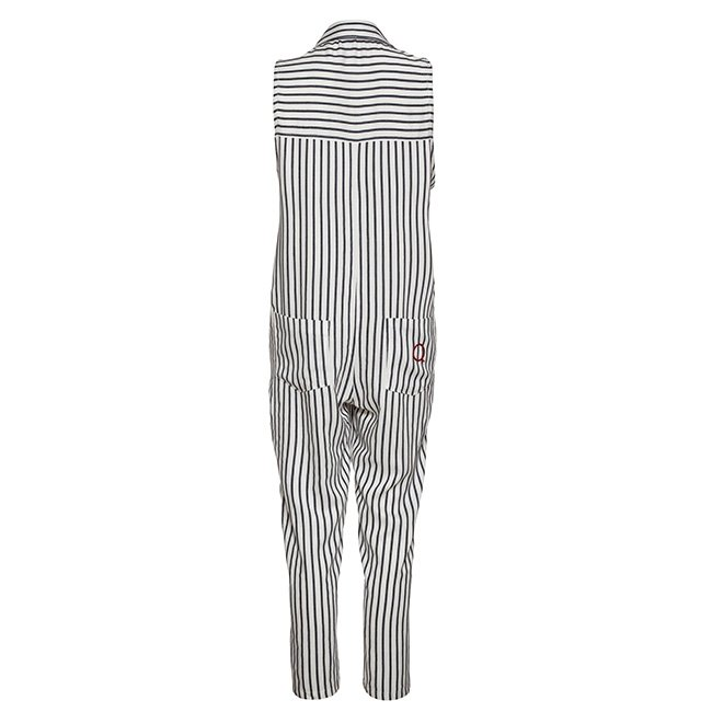 Spring Stripes Jumpsuit-2273