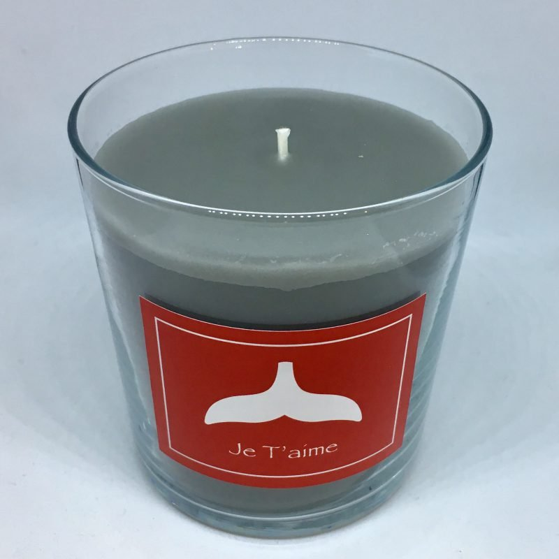 Je T'aime candle-2197