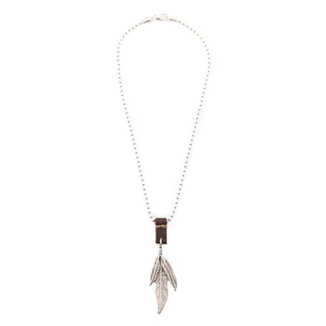 Feathers Necklace-2351