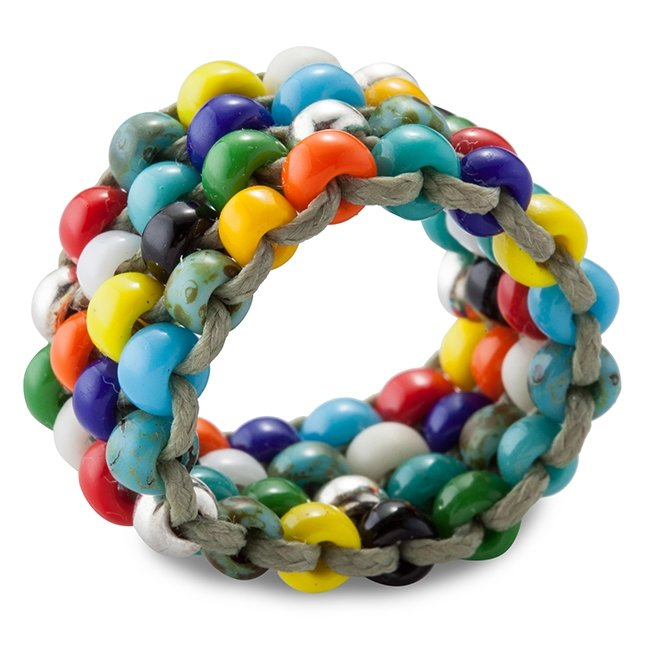 Multicolored Ring-2902