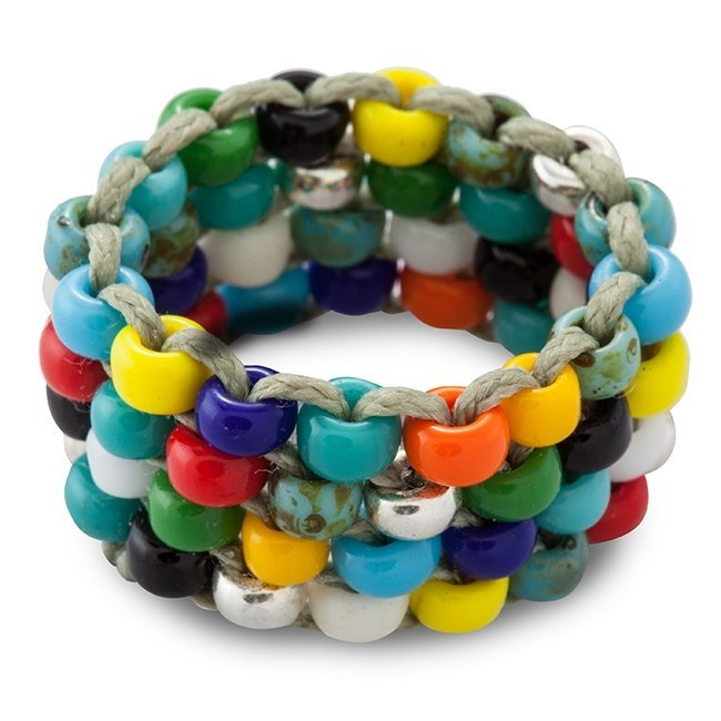 Multicolored Ring-2903