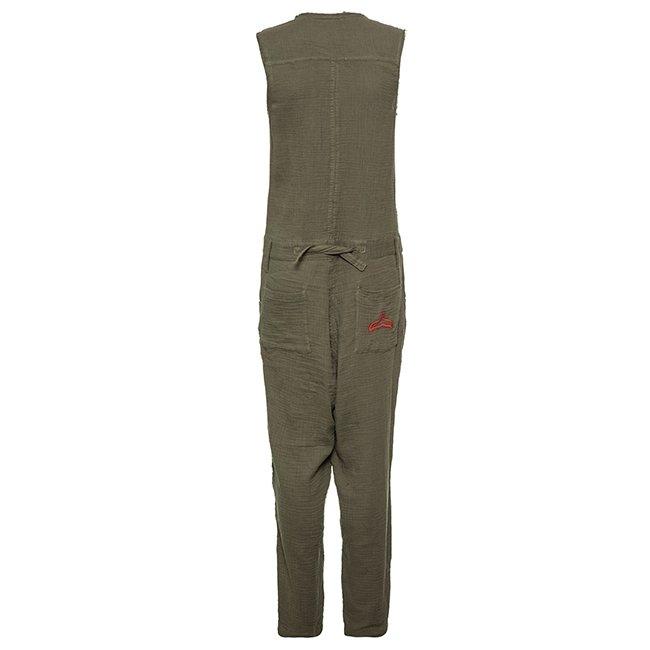 Muslin Jumpsuit-2994