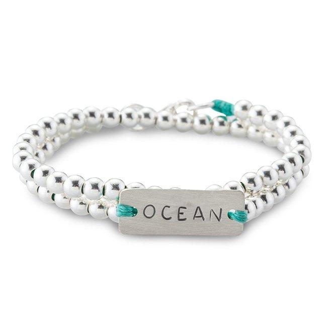 Personalized Silver Bracelet-2783