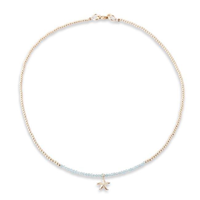 Aqua Necklace-2944