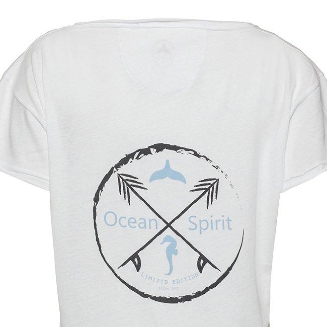 Ocean Circle Women T-shirt-3156