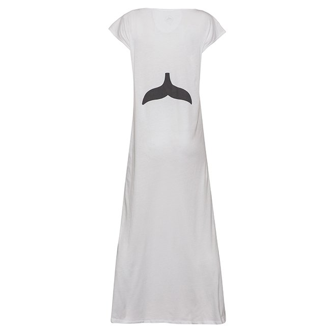 Summer Whale Tail Dress-0
