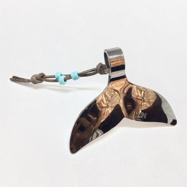 Whale Tail Key Chain-3129